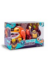 Mutant Busters Véhicules Titan-Mutants Série 2