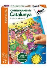 Comarques Catalunha Diset 63664