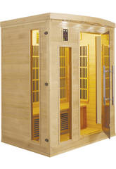 Sauna Infrarouge Apollon - 3 Places