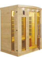 Sauna Infravermelho Apollon - 3 Plazas