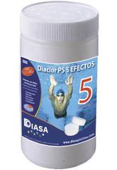 Cloro Diaclor Multiacción PS 5 Efectos 1Kg.