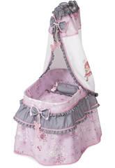 Culla per bambole Maria Decuevas 51017