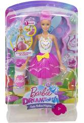 Barbie Dreamtopia Fée Bulles Magiques Mattel DVM95