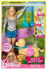Barbie und ihr Welpe Popó