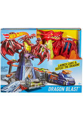 Hot Wheels Pista Dragón Attack