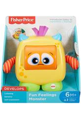 Monstruito Fisher Price Caritas Divertidas Mattel DRG13