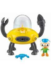 Octonautes Véhicule et Figurine Mattel T7017