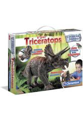 Triceratops Avec Sons et Lumières