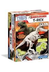 Arqueojugando T-Rex Fluorescent