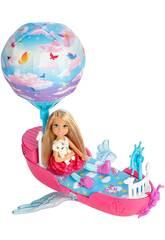 Barbie Barco Mágico De Chelsea