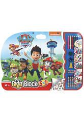 Block Gigante Patrulla Canina Cefa Toys 21806