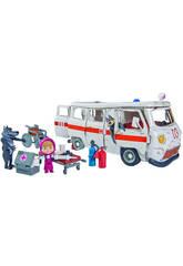 Masha et l'Ours Ambulance