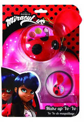 Ladybug Creative Miraculous Make Up Yo-Yo Simba 9413096