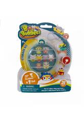 Bbuddieez Storage Ball con 3 Figuras