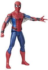 Figurine Electronique Spiderman Hasbro B9693105