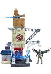 Centre de Jeu Spiderman Web City 56 cm Hasbro B9692