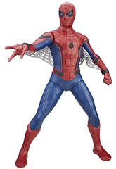 Spiderman Figurine Interactive