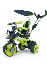 Tricycle Evolutif City Vert Injusa 3263