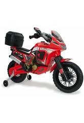 Moto a Batteria Honda Africa Twin 6 v Injusa 6827