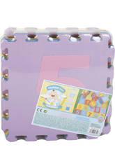 Tappeto Puzzle Numeri 10 pezzi
