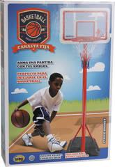 Canasta Basket con Hinchador y pelota