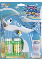 Lanzaburbujas Delfin
