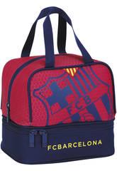 Borsa portamerenda F.C. Barcelona ufficiale