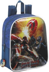 Mochila Guarderia Capìtan America Civil War
