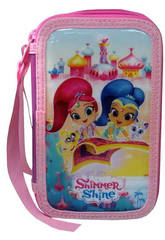 Plumier 3 Compartiments Shimmer et Shine CYP EP-203-SS