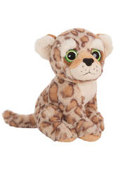 Peluche Animaux Assis 25 cm Llopis 46566