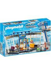 Playmobil Aeroporto con torre di controllo