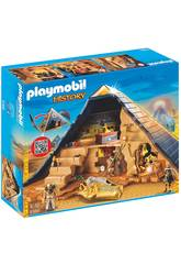 Playmobil History Grande Piramide del Faraone