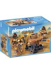 Playmobil Soldati egizi con Lanciadardi 5388