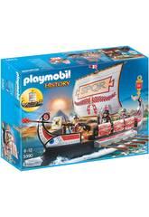 Playmobil Galère Romaine