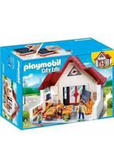 Playmobil École avec Salle de Classe