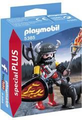 Playmobil Guerreiro Lobo 5385