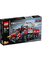 Lego Technic Vehículo de Rescate Aeropuerto 42068