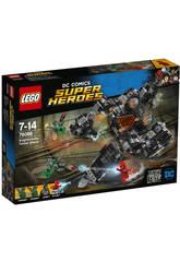 Lego DC Comics Super Heroes Attacco nel tunnel del Knightcrawler