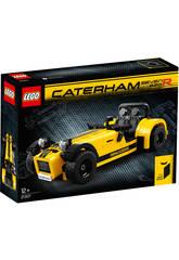 Lego Exclusivas Caterham Seven 620R
