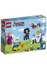 Lego Exclusivas Hora de Aventuras 21308