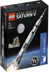 Lego Nasa Mission Apollo XI -Saturne V 21309
