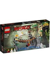 Lego Ninjago Cataratas Del Maestro 70608