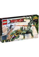 Lego Ninjago Dragon Mécanique du Ninja Vert