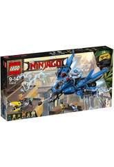 Lego Ninjago Jet-Fulmine