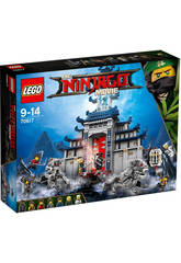 Lego Ninjago Templo Del Arma Definitiva 70617