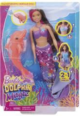Barbie Magische Meerjungfrau MattFBD64