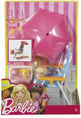 Barbie Arredamenti Basic Barbecue Mattel DXB69