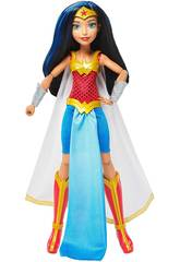 Muñeca Gala Intergaláctica Wonder Woman 30 cm DC Super Hero Girls Mattel FCD32