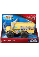 Cars 3 Miss Fritter Acuática 23 cm. Mattel DXV13