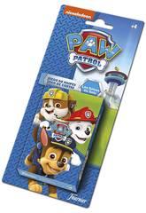 Paw Patrol Mazzo di Carte per Bambini Fournier 1034794